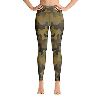 Workout Leggings | Yoga Leggings | Camouflage | Special Camouflage