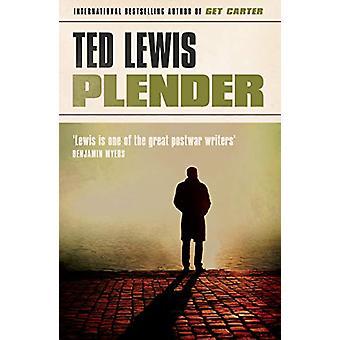 Plender by Ted Lewis - 9780857302816 Book