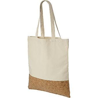 Bullet Cotton And Cork Tote