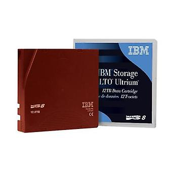 Ibm Lto 8 Tape 12Tb Native 30Tb Compressed