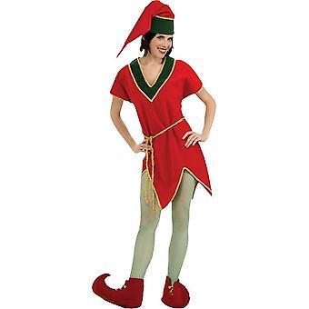 Elf Female Costume Adult