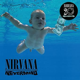 Nirvana - Nevermind (Remastered) [CD] USA import