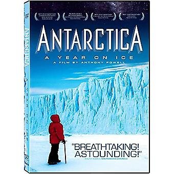 Antarctica: A Year on Ice [DVD] USA import