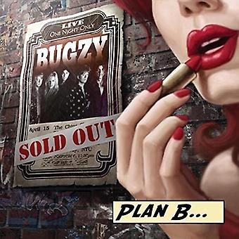 Bugzy - Plan B [CD] USA import