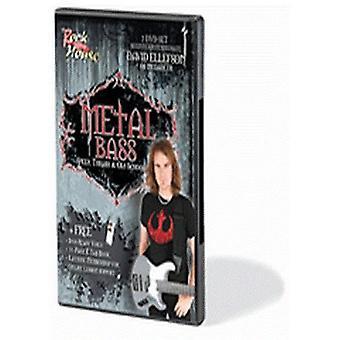 Metal Bass [DVD] USA import