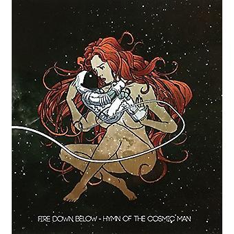 Fire Down Below - Hymn of the Cosmic Man [CD] USA import