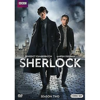 Sherlock - Sherlock: Season 2 [DVD] USA import