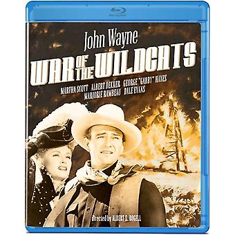War of the Wildcats (1943) Aka in Old Oklahoma [BLU-RAY] USA import