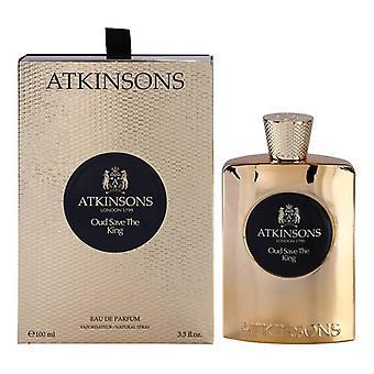 Atkinsons - Oud Save The King - Eau De Parfum - 100ML