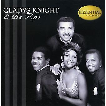 Gladys Knight & the Pips - Essential Collection [CD] USA import
