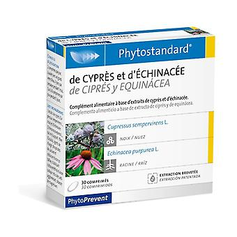 Phytostandard Cypress and Echinacea 30 tablets