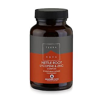 Nettle, Lycopene and Zinc Complex 50 capsules
