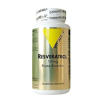 Resveratrol 100mg 60 capsules of 100mg