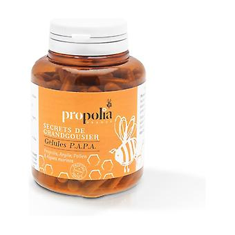 Propolis clay, pollen & seaweed 180 capsules