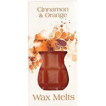 Bougies Pintail Parfumées Cire Melts 18 pack - Cannelle & Orange