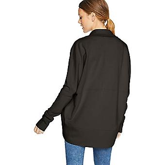 Brand - Daily Ritual Women's Terry Cotton and Modal Cocoon Sweatshirt,...