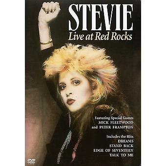Stevie Nicks - Live at Red Rocks [DVD] USA import
