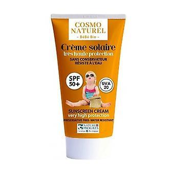 High protection sunscreen SPF50 50 ml of cream