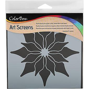 Clearsnap ColorBox Art Screens Poinsettia