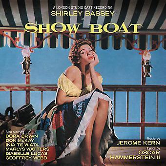 Cast Recording - Show Boat [1959 London Studio Cast Recording] [CD] USA import