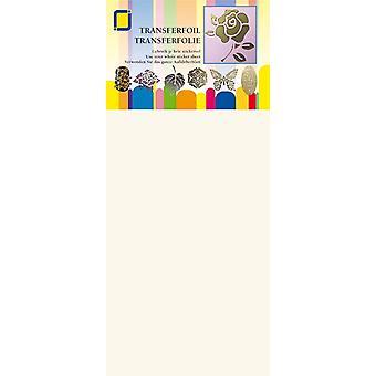 JEJE Produkt Transfer Foil 10 x 23 cm 4 Sheets
