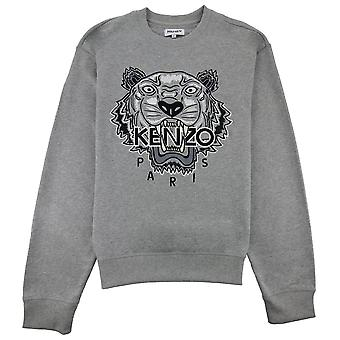 Kenzo Tiger Sweatshirt Grå 094