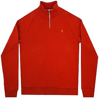 Farah Sweatshirt/Hoodies Jim 1/4 Zip