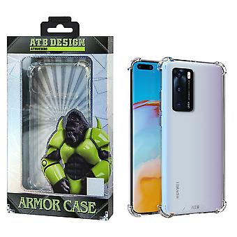 Huawei P40 Case Transparent - Anti Shock