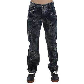 Exte Blue Wash Cotton Regular Fit Jeans SIG30520-1
