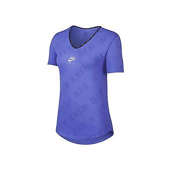 נייקי Wmns האוויר CJ2064500 אוניברסלי כל השנה נשים חולצת טריקו