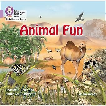 Animal Fun Big Book by GuilleMarrett & EmilyRaby & Charlotte