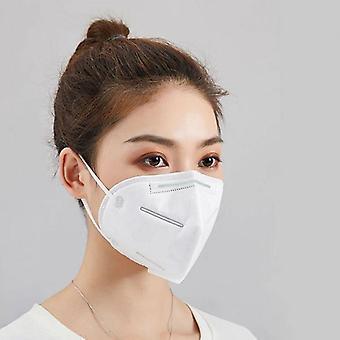 5 PCS masque de visage KN95 protège-dents, mundbind