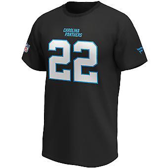 كارولينا الفهود NFL قميص #22 كريستيان ماكافري