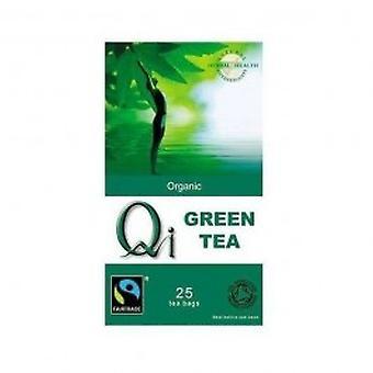 Qi - Pure & Simple Green Tea
