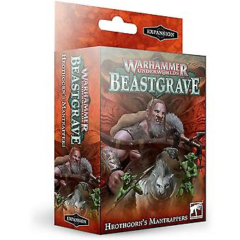Workshop de Jogos - Warhammer Underworlds: Hrothgorn's Mantrappers