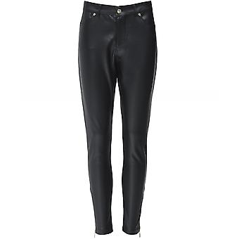 Barbour International Goodwood Faux Leather Trousers