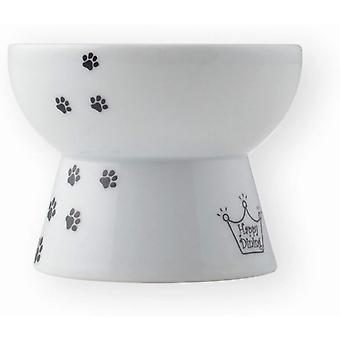 NECOICHI Raised Mini Litter Bowl