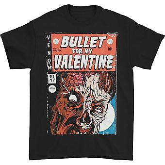 Bullet For My Valentine Comic Book T-shirt