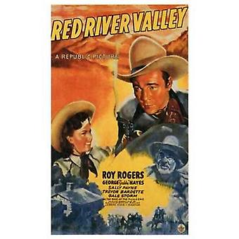 Red River Valley Movie Poster (11 x 17)