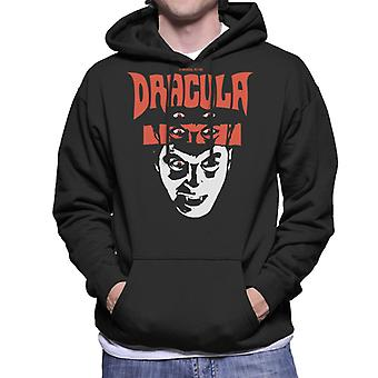 Dracula A Motion Picture Men's Hooded Sweatshirt