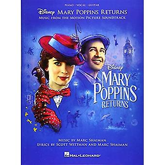 Mary Poppins Returns: Music� From The Motion Picture Soundtrack (PVG)