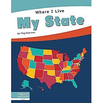Where I Live: My State