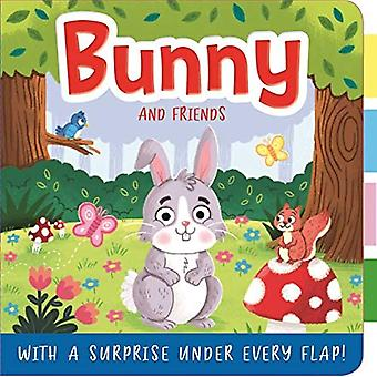 Bunny and Friends [Board book]