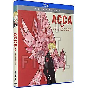 Acca: Complete Series [Blu-ray] USA import