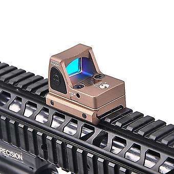 Mini Rmr, Red-dot Sight, Collimator Glock / Rifle For Airsoft / Hunting