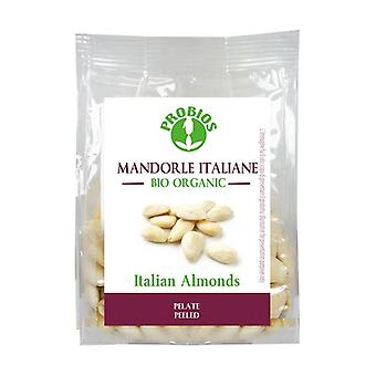 Italian peeled almonds 125 g