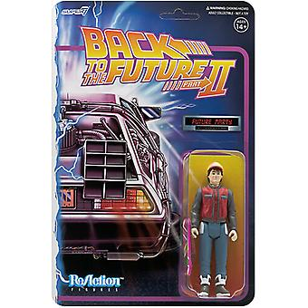 Back To The Future Wave 1 - Marty Mcfly Future USA importation