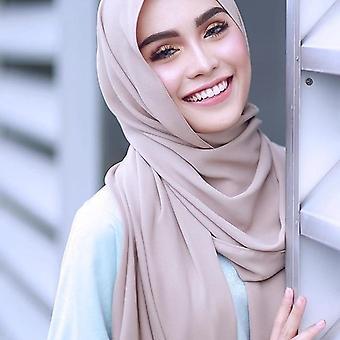 Chiffon Sarves Hijabs