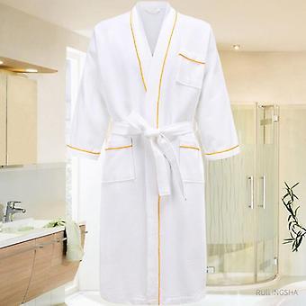 Männer Kimono Bademantel Plus Größe