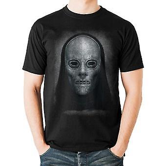 Harry Potter Unisex Adults Death Eater Portrait Print T-Shirt